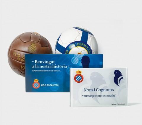 Pack placa perico con pelota